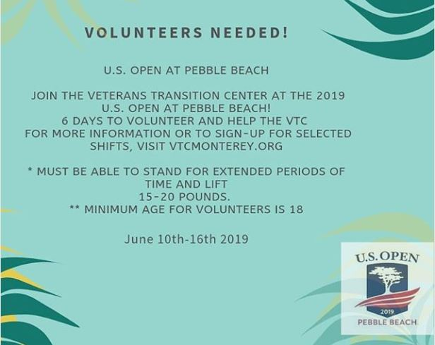 VTC needs volunteers!